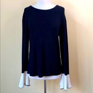 Stitch Fix Pixley Meenah Flare Sleeve Sweater NWT